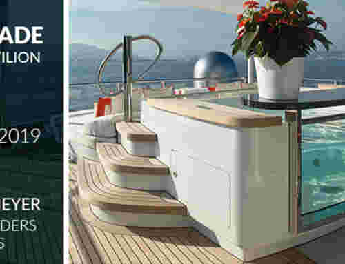 See you in Amsterdam! Stand 10.600, Superyacht Pavilion