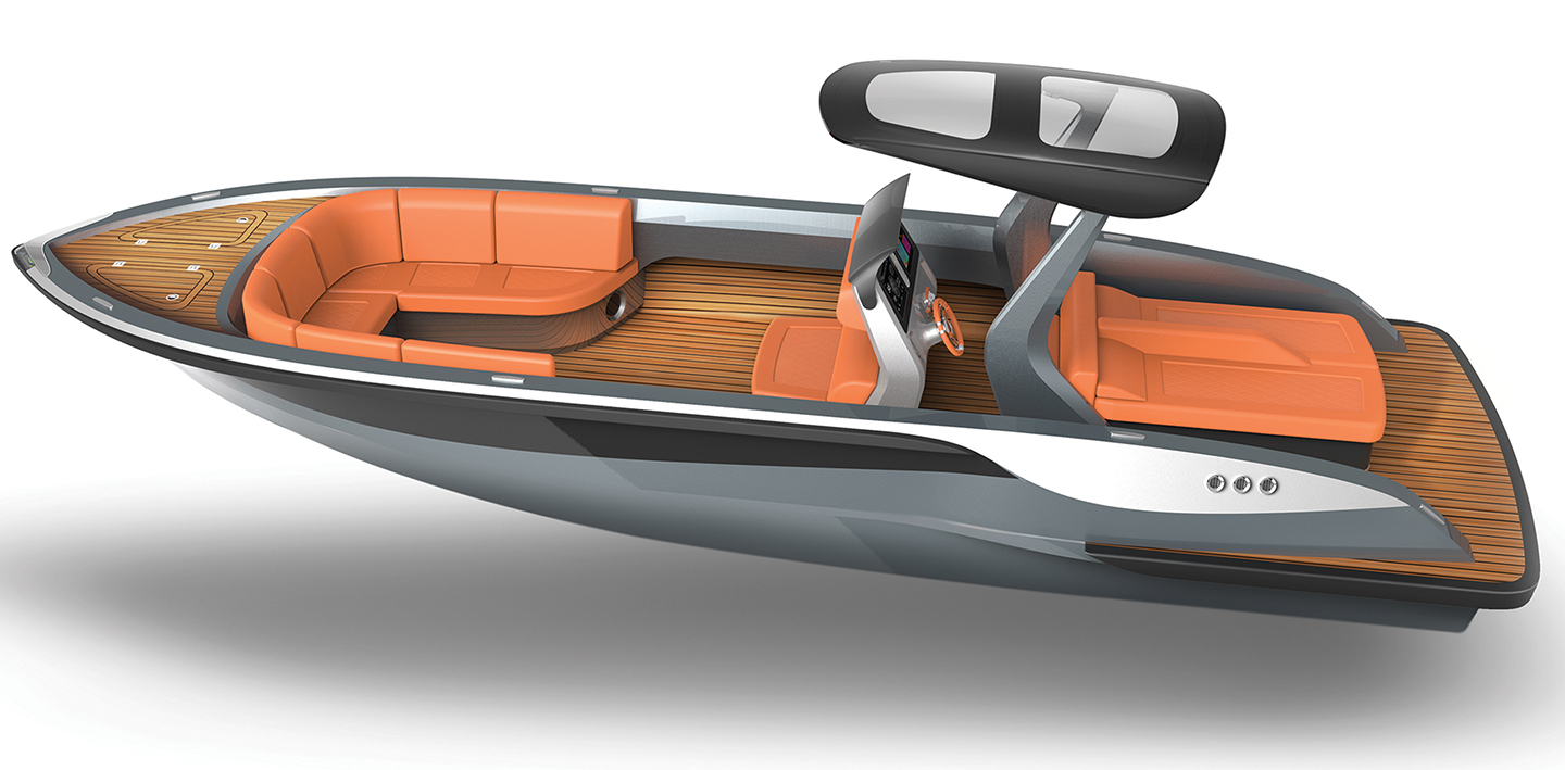 Tender Yacht Silverline