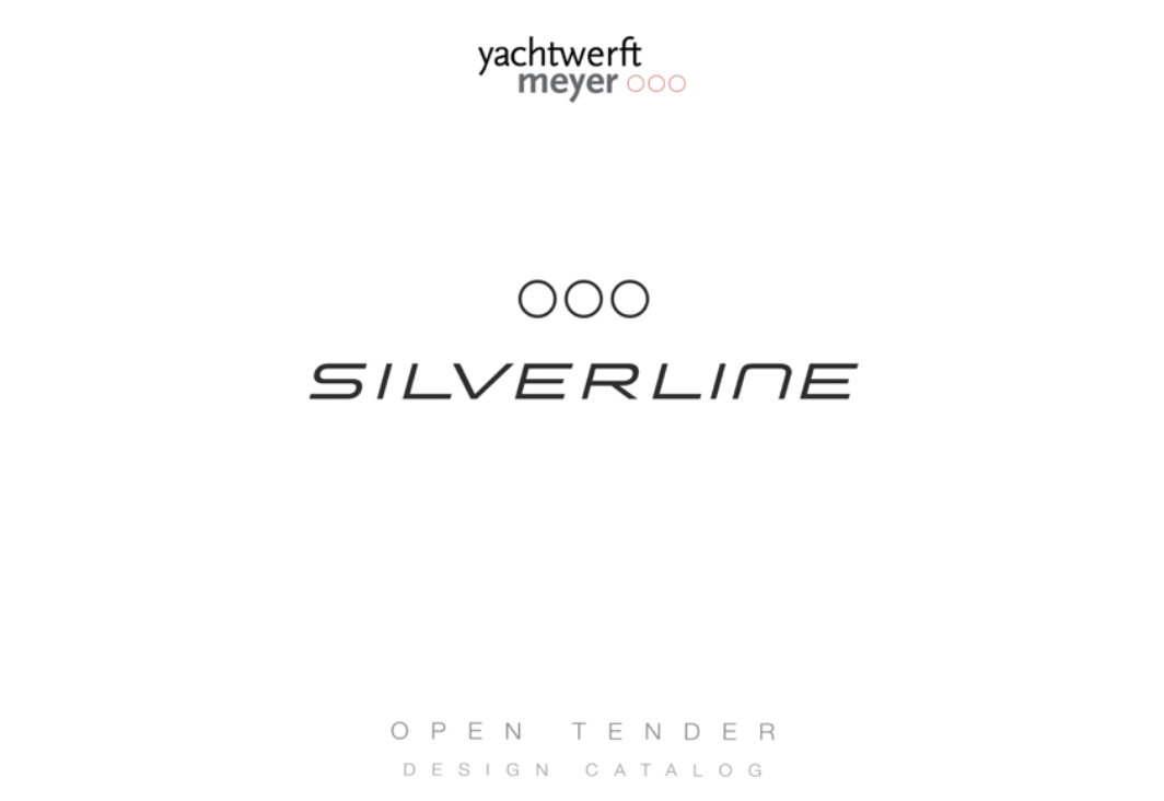 Silverline Open Tender Catalog