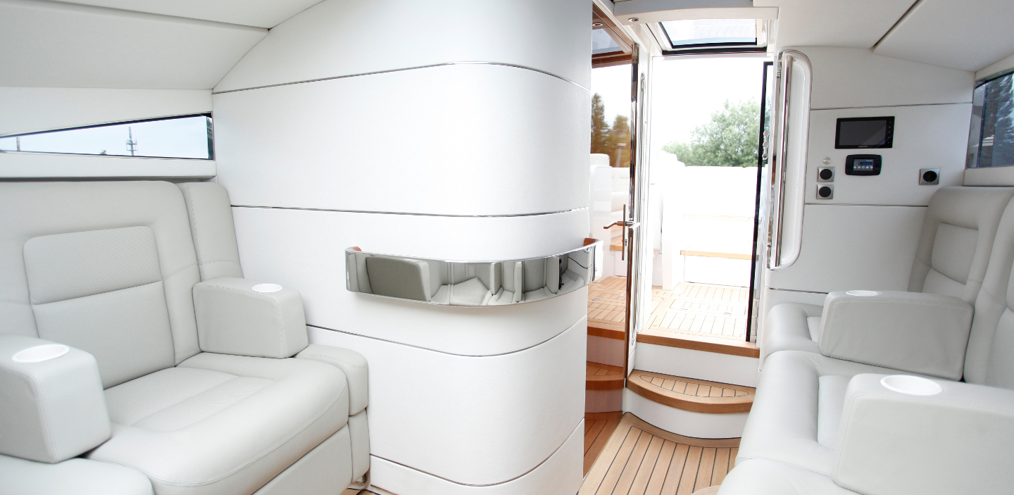 Superyacht Tender Interior