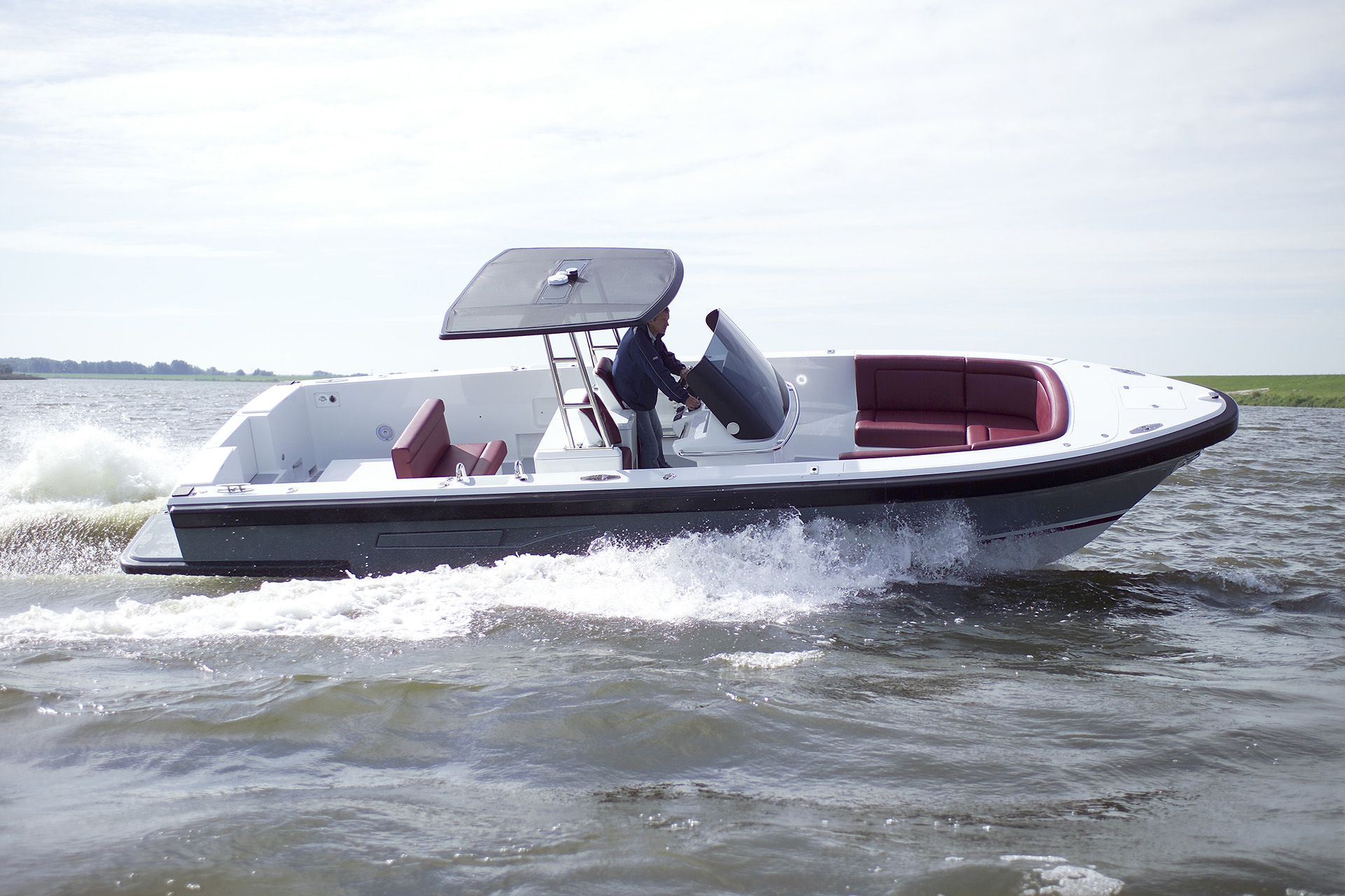 Fishing Tender Yacht