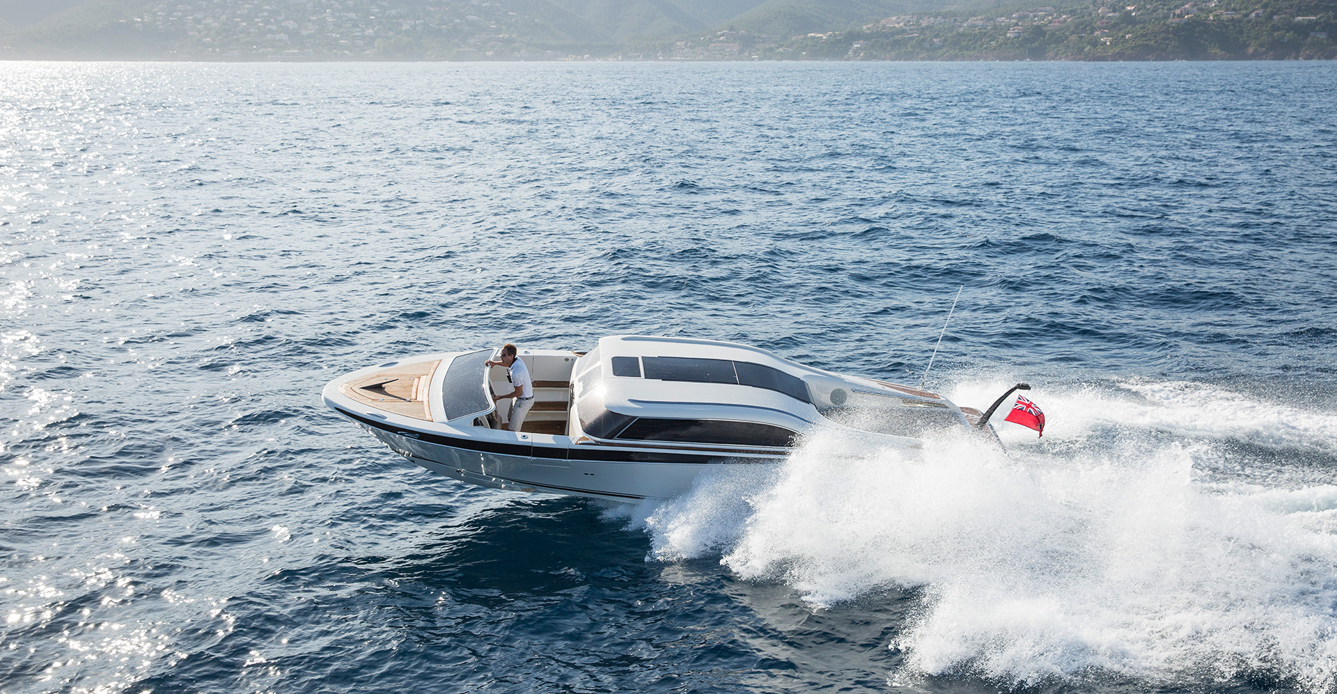 Superyacht Tender Romea