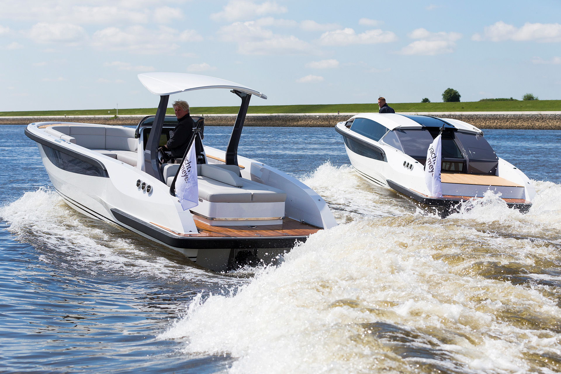 Silverline Superyacht Tenders Yachtwerft Meyer