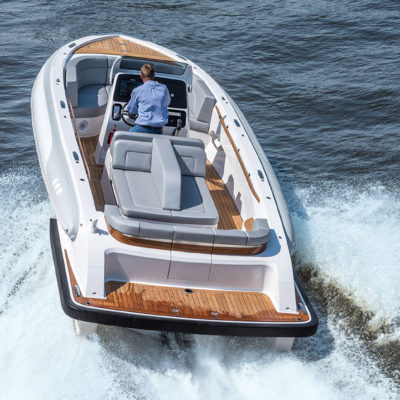 Superyacht Tenders Silverline Yachtwerft Meyer D-RIB