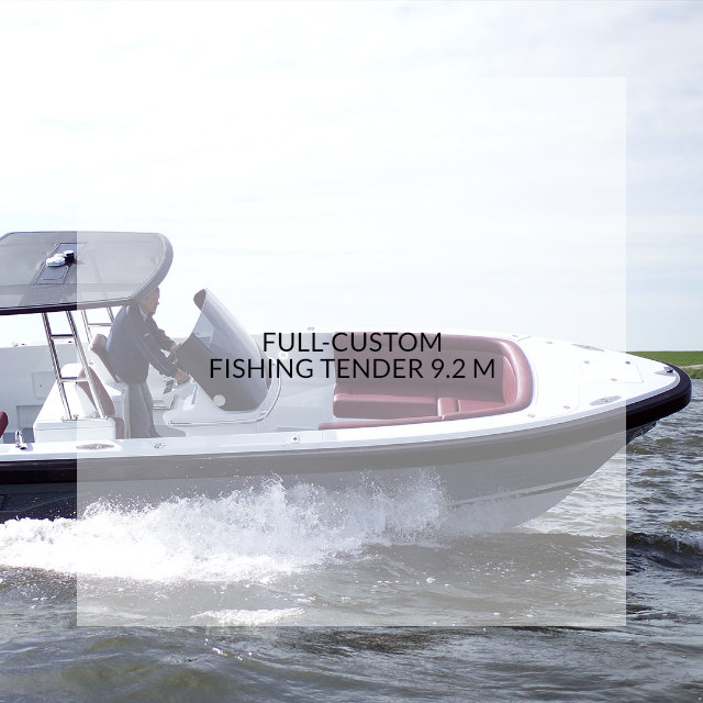 PERFORMANCE FISHING TENDER 9.2M